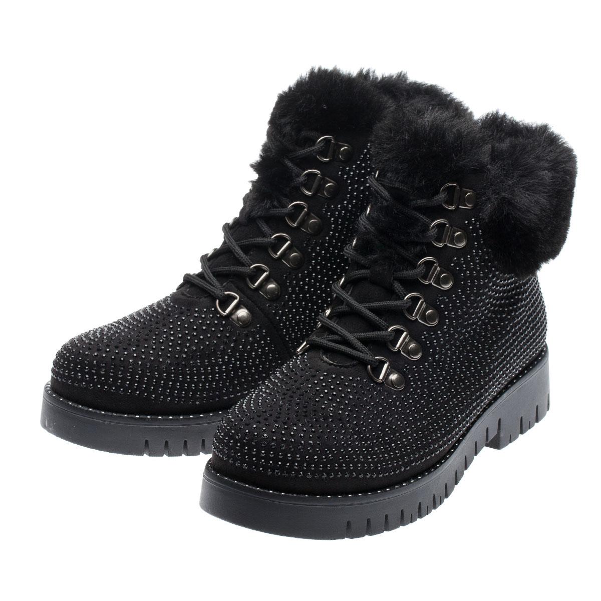 Ботинки зимние FERTO, F17-6132-1