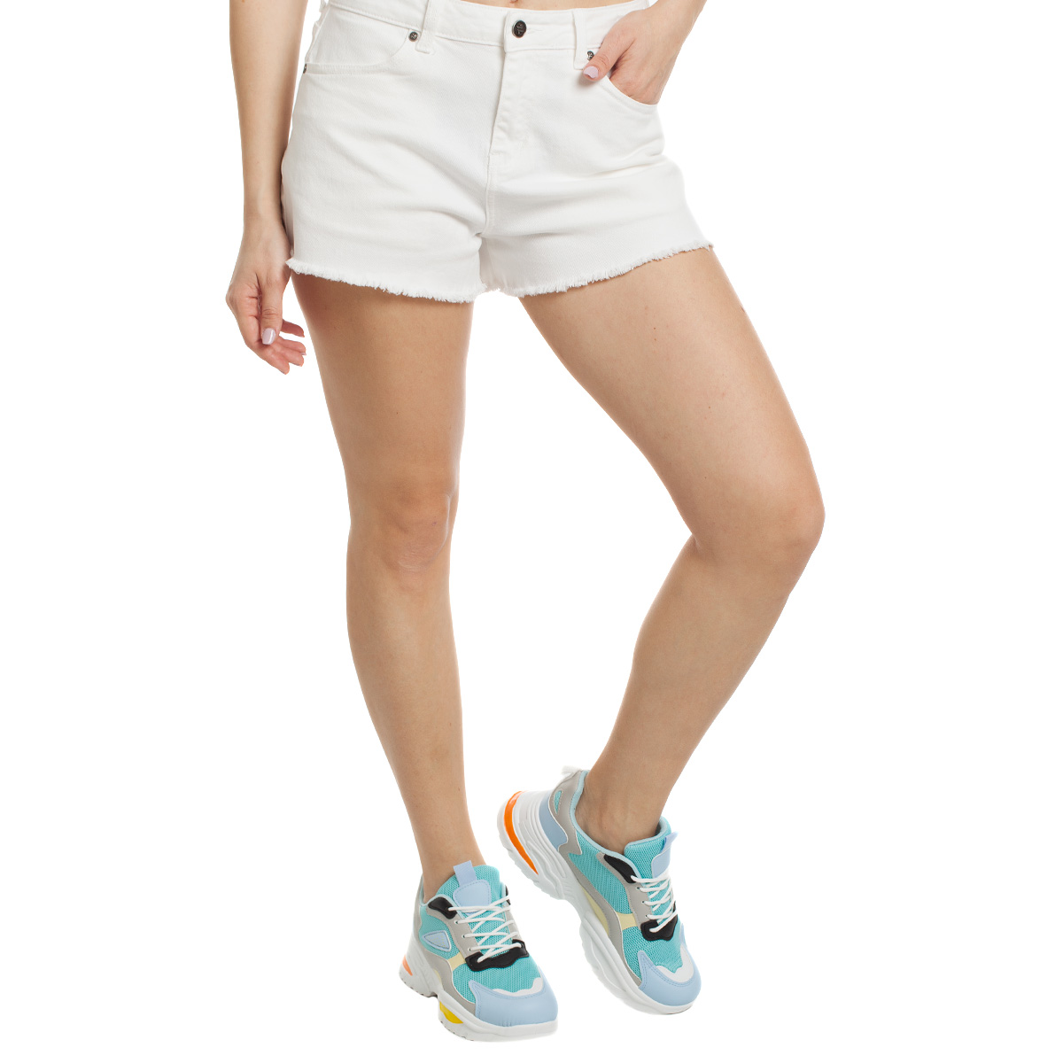 Шорты джинсовые Sevenext, W-191