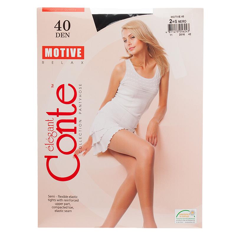 Колготки Conte elegant MOTIVE, 40