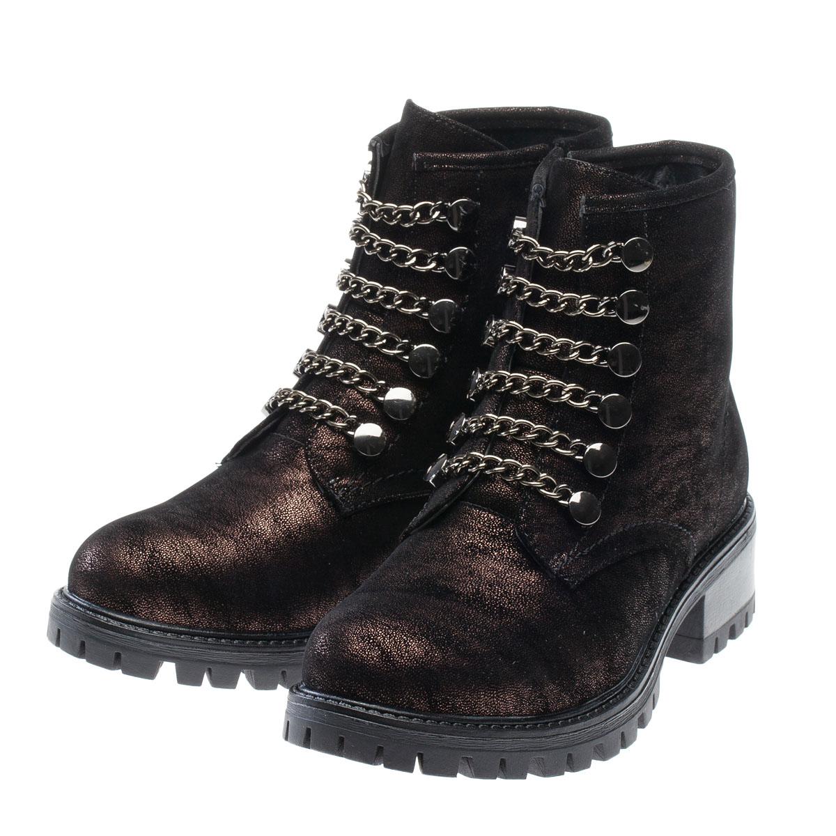 Ботинки зимние FERTO, F17-36223