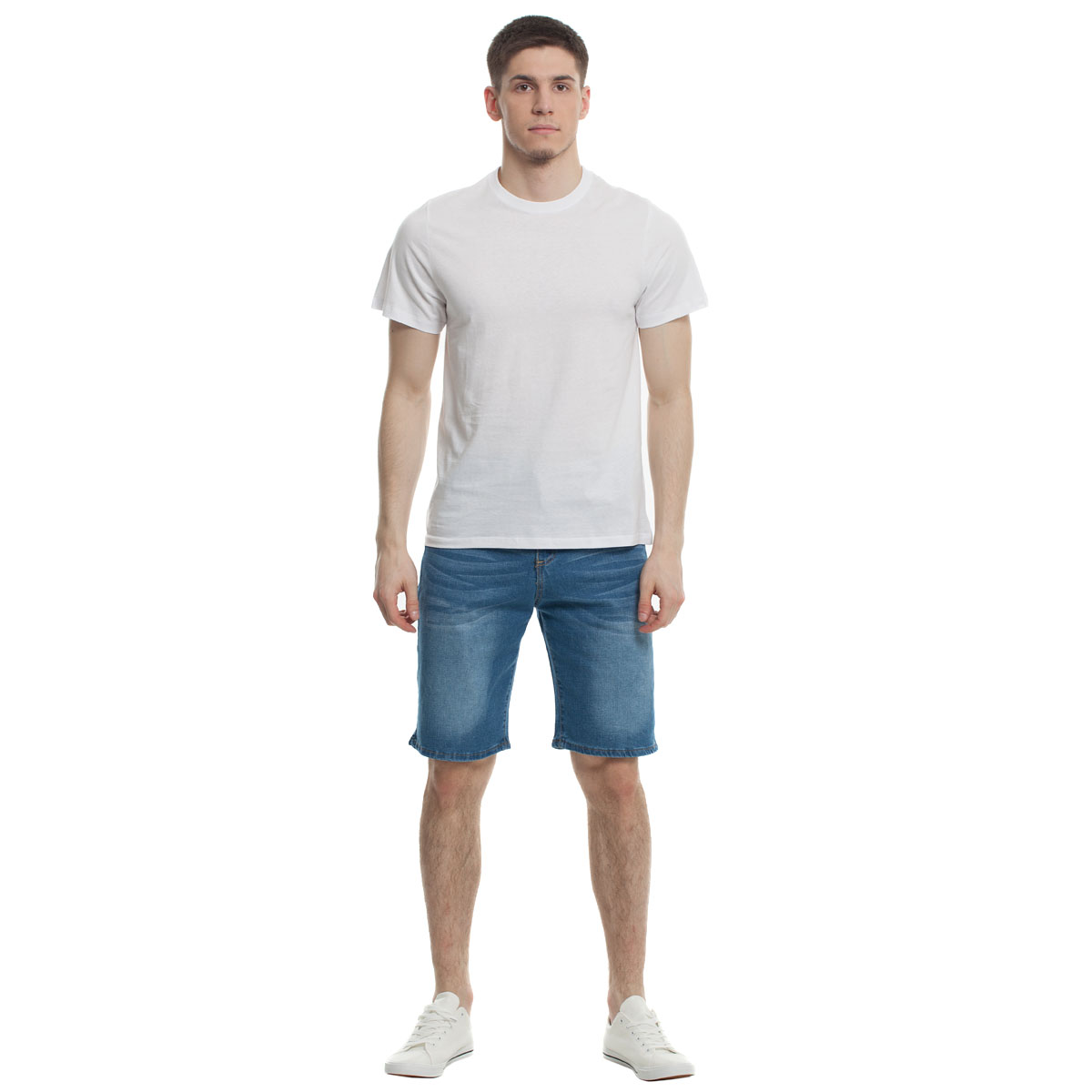 Шорты джинсовые Sevenext, 501 шорты sevenext dm058