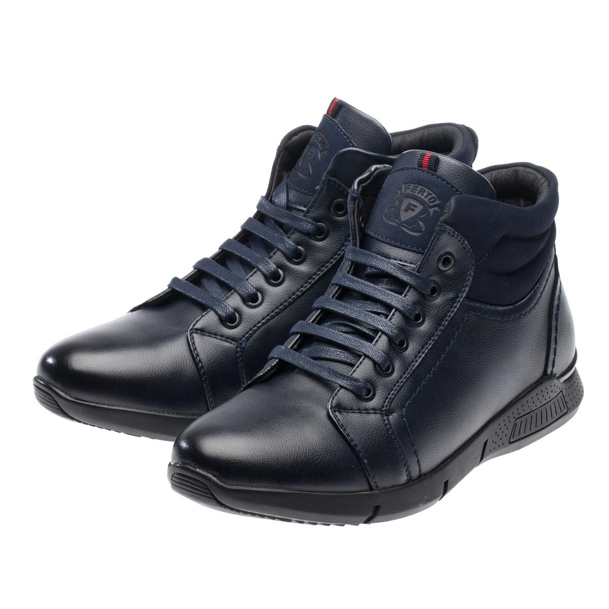 Ботинки зимние FERTO, M628-1