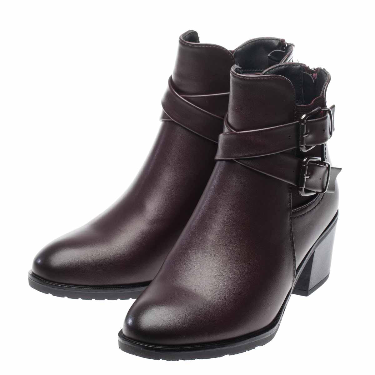 Ботинки демисезонные FERTO, D17-5706