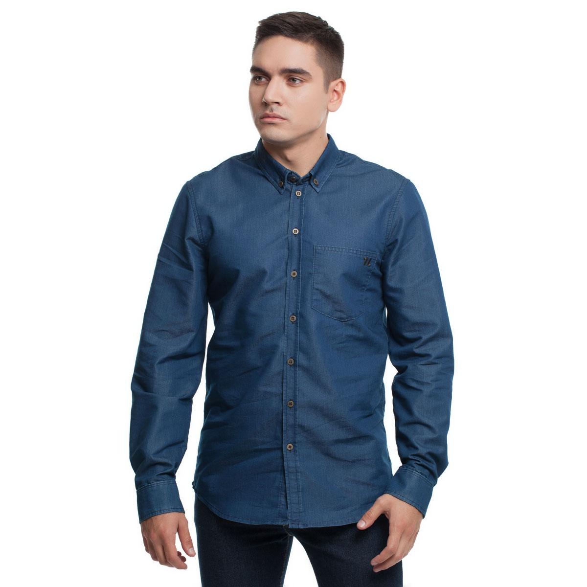 Рубашка джинсовая Sevenext, JN-14