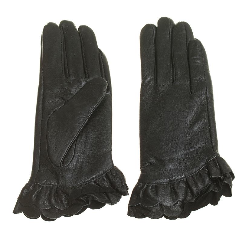 """Перчатки кожаные """"Sevenext"""", 37745-11"""