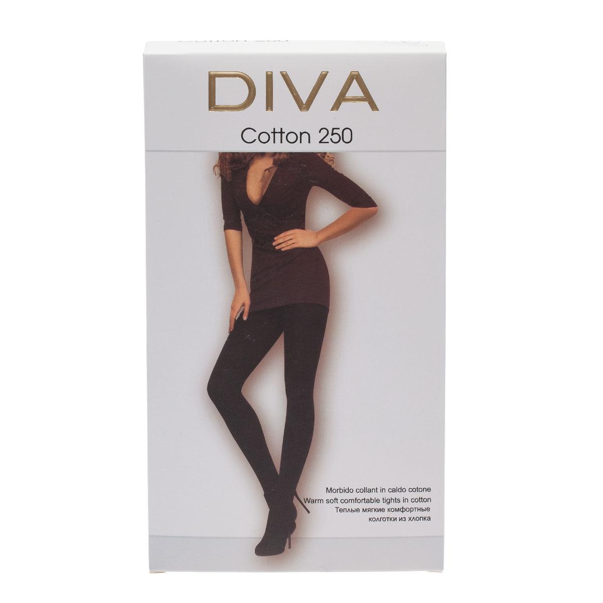 Колготки DIVA Cotton250, 5