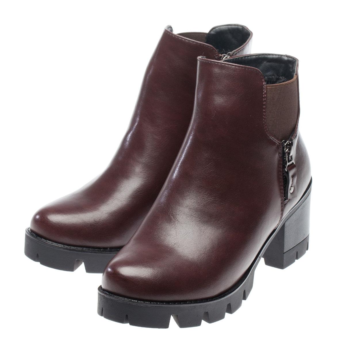 Ботинки зимние FERTO, F17-5356