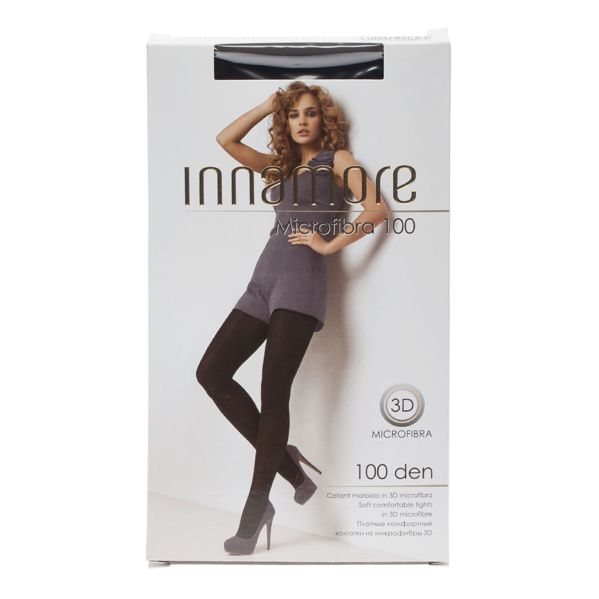 Колготки INNAMORE Microfibra100, 2