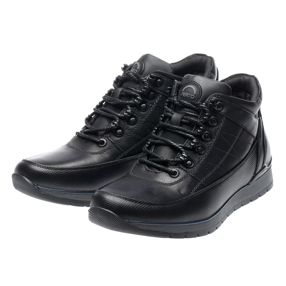 Ботинки зимние FERTO, 0628-3