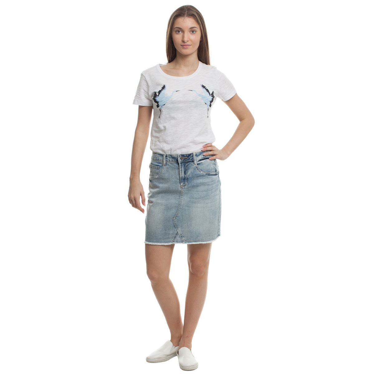 Юбка джинсовая Sevenext, PT-004