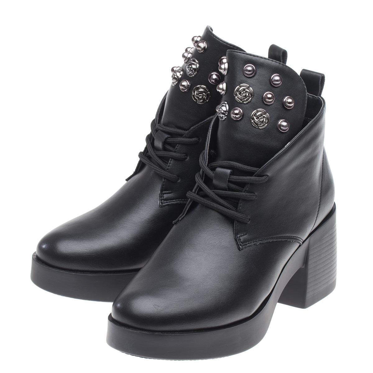 Ботинки демисезонные FERTO, D19-6907