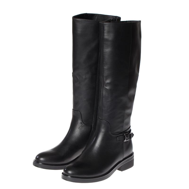 Сапоги демисезонные кожаные, IM JSM-7 цены онлайн