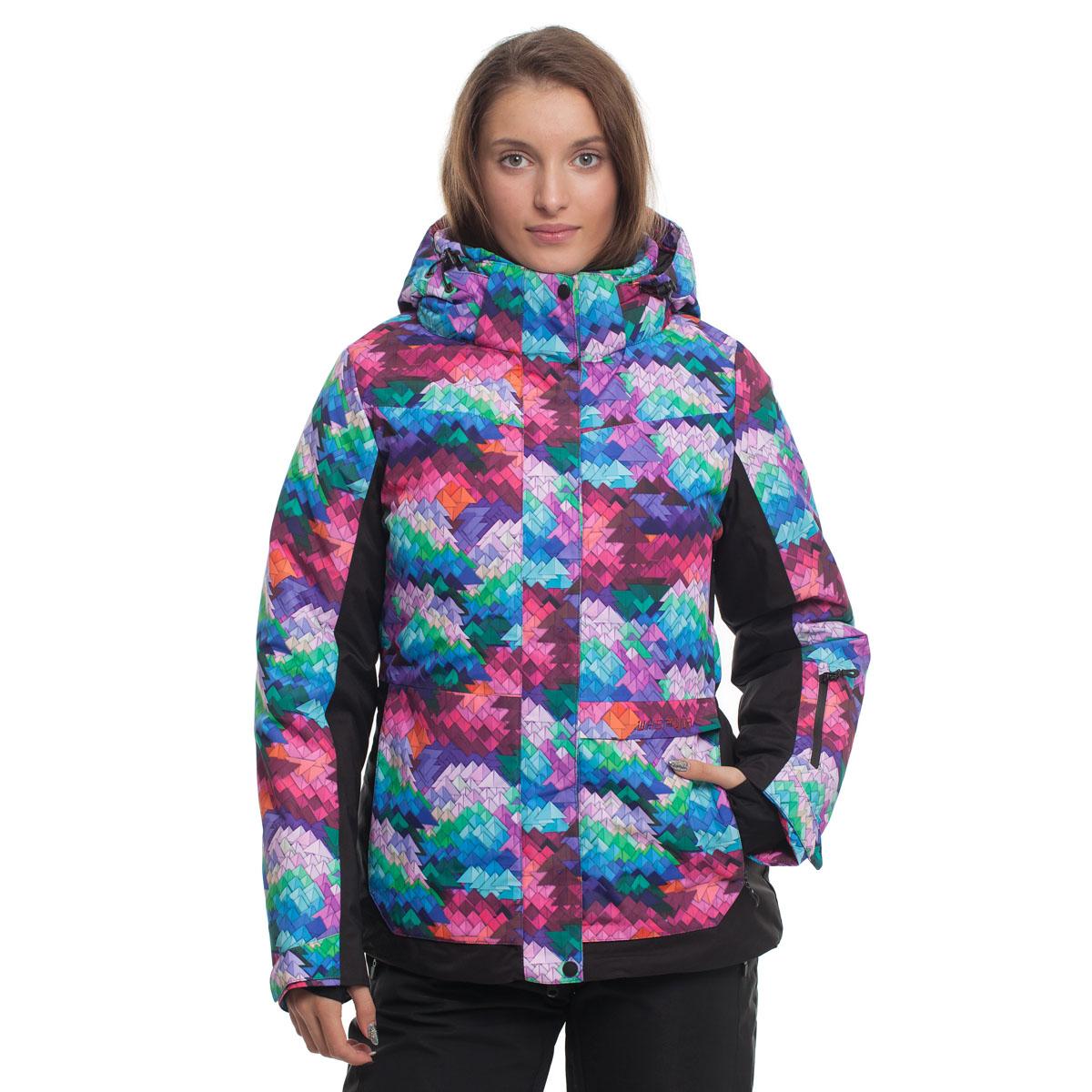 Куртка горнолыжная WHS ROMA, 578018