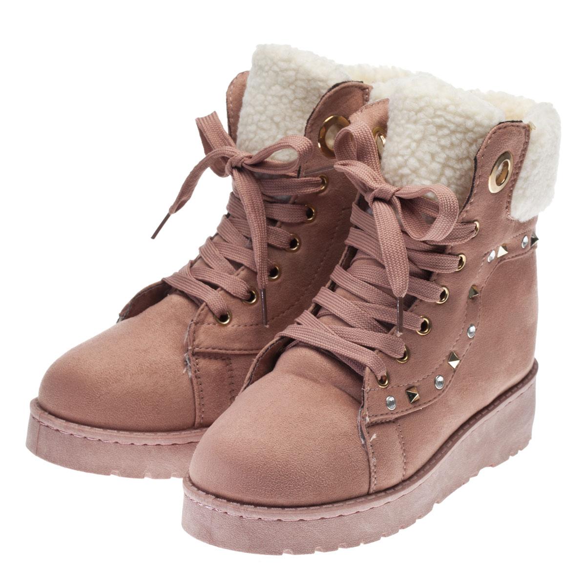 Ботинки зимние FERTO, N1807