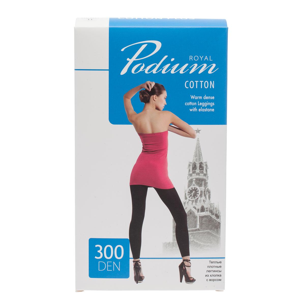 Леггинсы утепленные Royal Podium CottonPlus300, 2