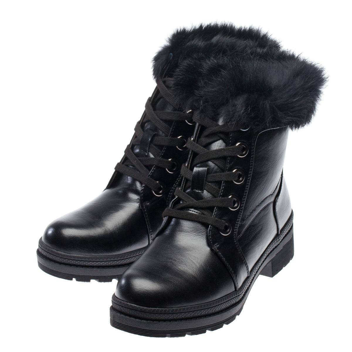 Ботинки зимние FERTO, F15-28615