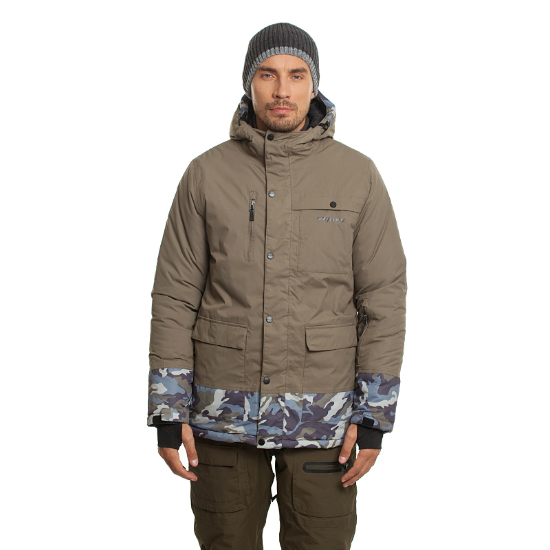 Куртка горнолыжная Exparc, DH-21023