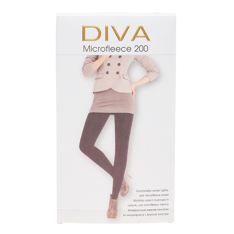 Колготки DIVA Mc.Fl, 200