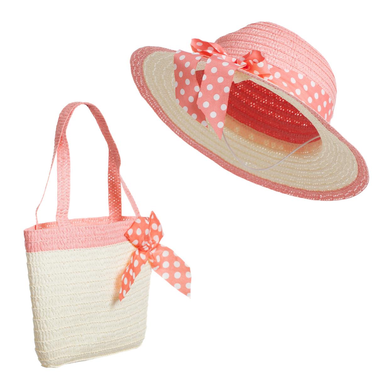 Набор (Шляпа+Сумка) Summerhit, 39190-21