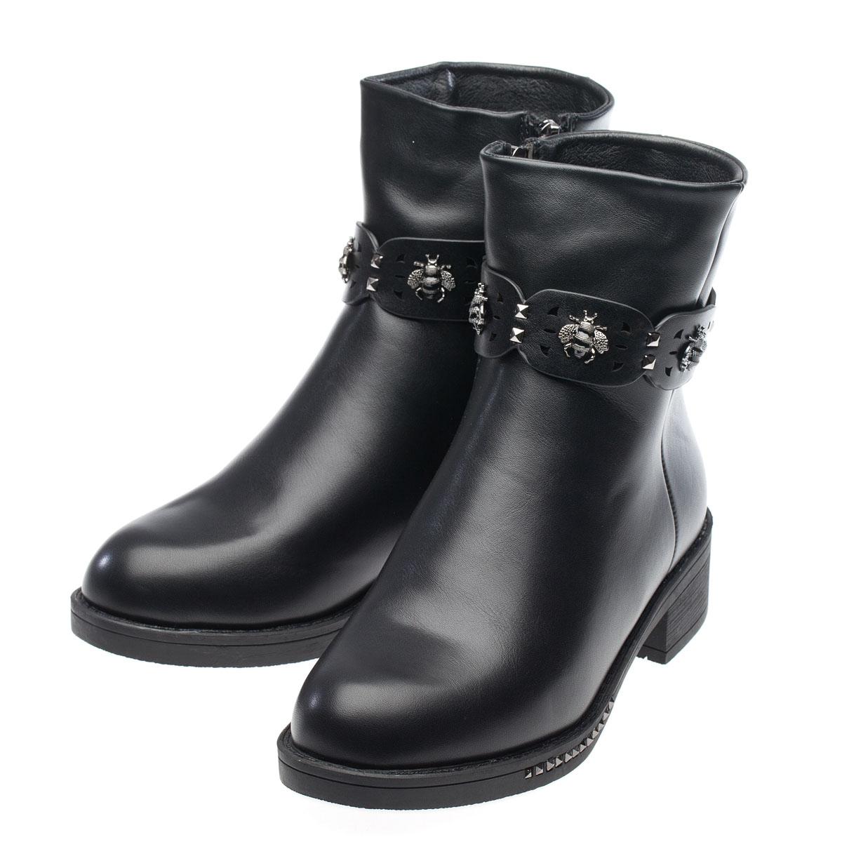 Ботинки зимние FERTO, SL8733-1