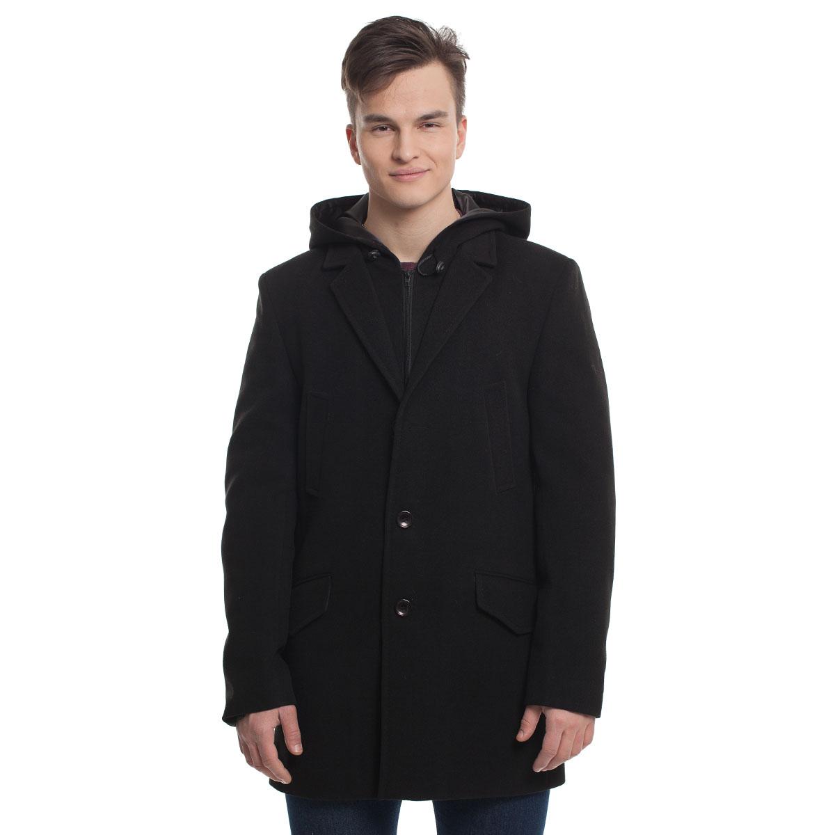 Пальто Sevenext, 9DD1-06K-BL