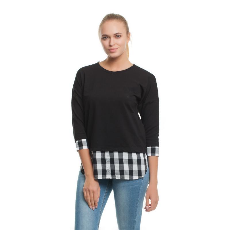 Блузка Sevenext, PMW18-W020 легинсы sevenext pmw18 w128