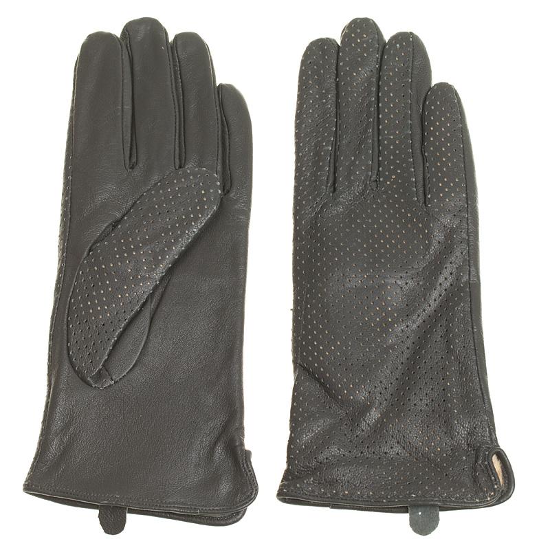 """Перчатки кожаные """"Sevenext"""", 37745-8"""