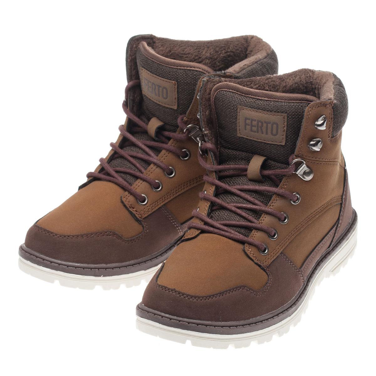 Фото - Ботинки демисезонные FERTO, HSL 17307 ботинки демисезонные ferto skl 008