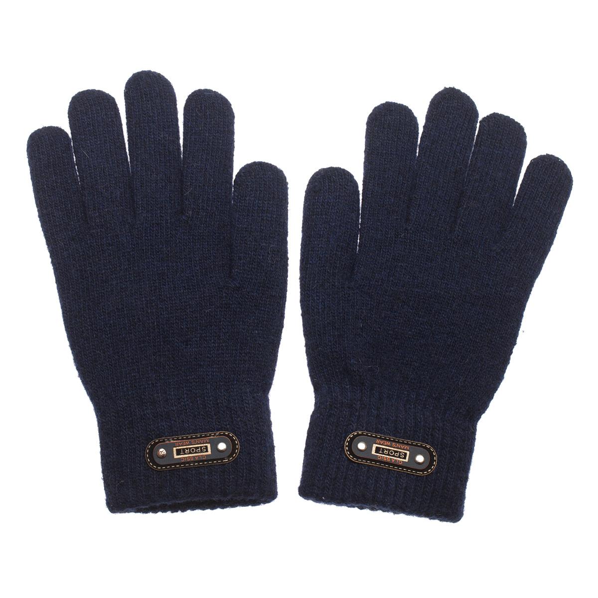 Перчатки вязаные Mono