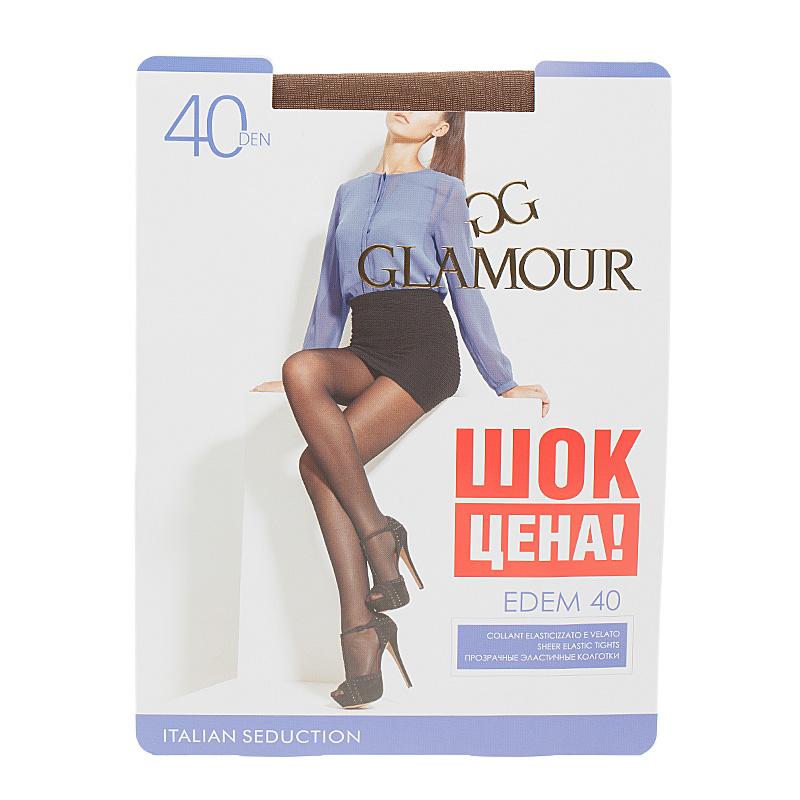 Колготки GLAMOUR Edem 40