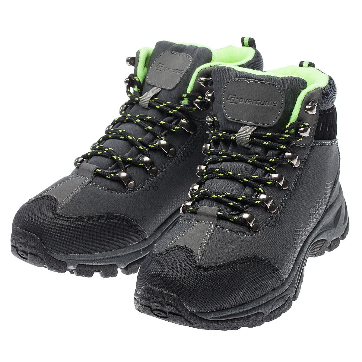 Ботинки зимние зим Overcome, HSL 17326