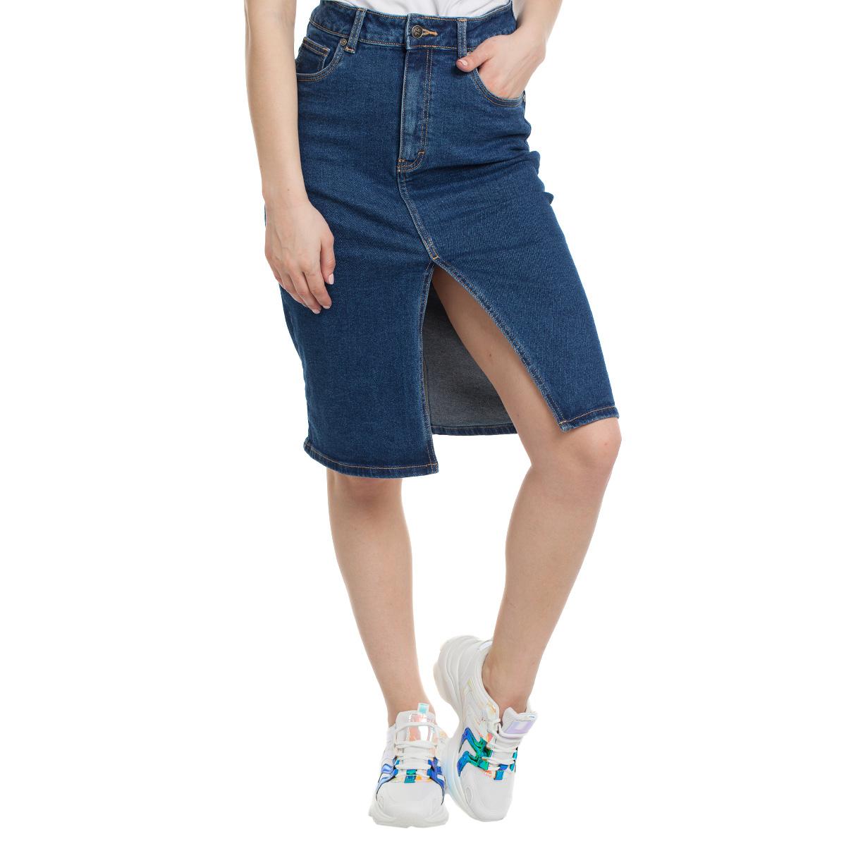 Юбка джинсовая Sevenext, W-176