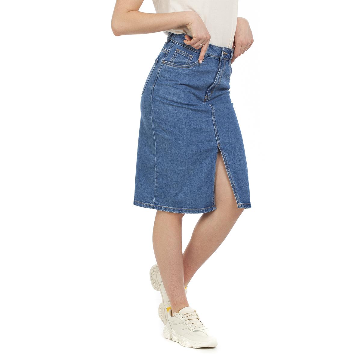 Юбка джинсовая Sevenext, W-210