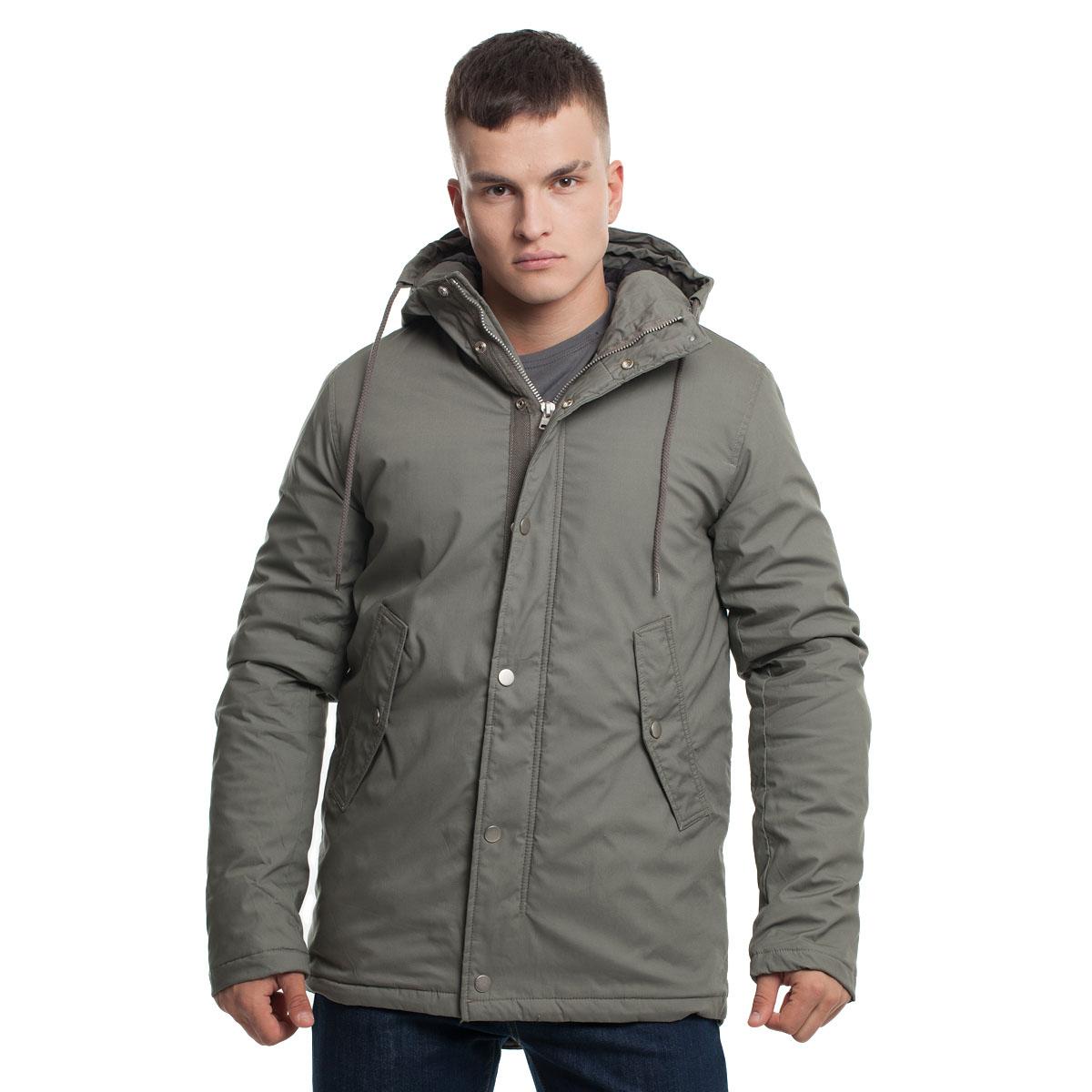 Куртка демисезонная Sevenext, 4805 блузон короткий с застежкой на молнию демисезонная модель