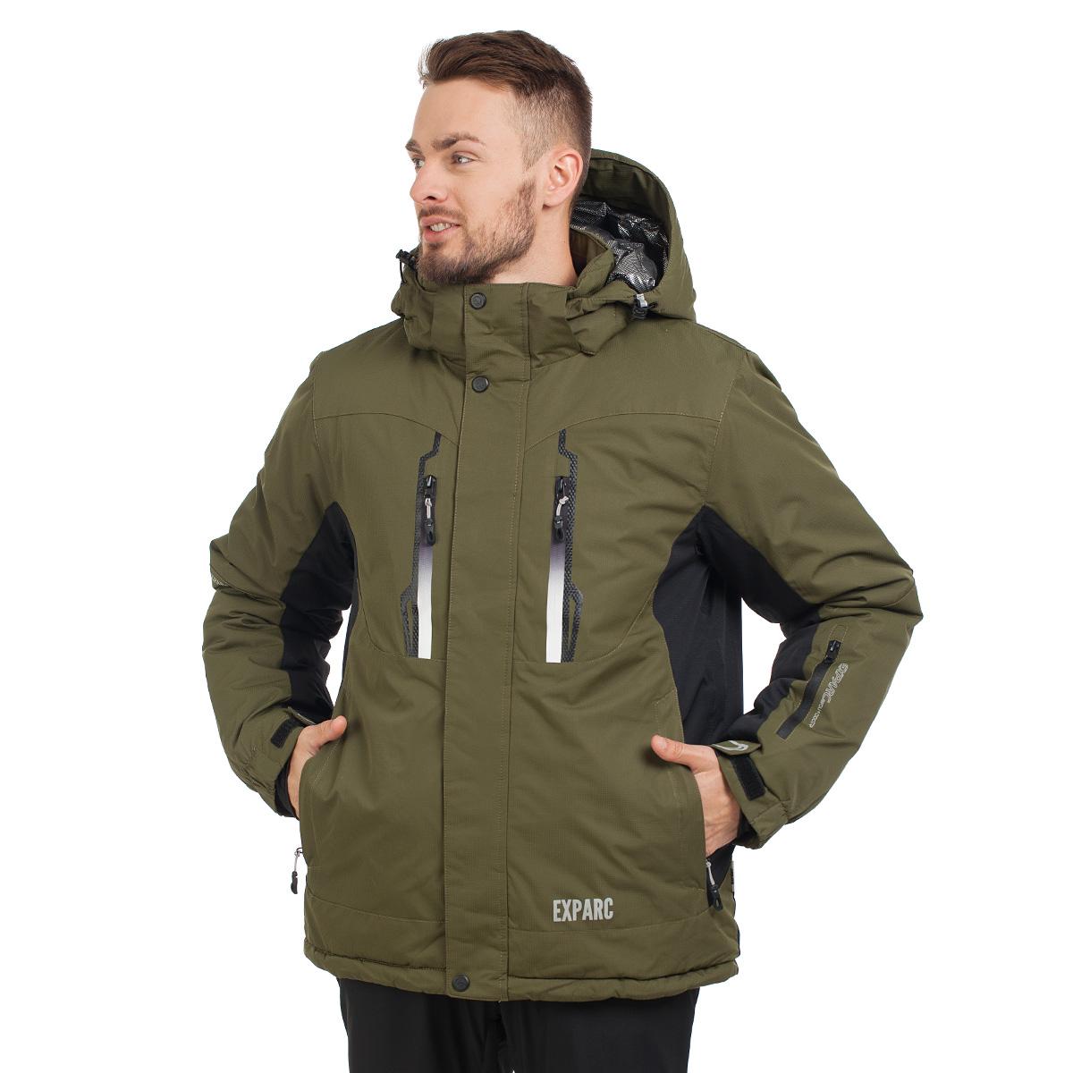 Куртка горнолыжная Exparc, 2026