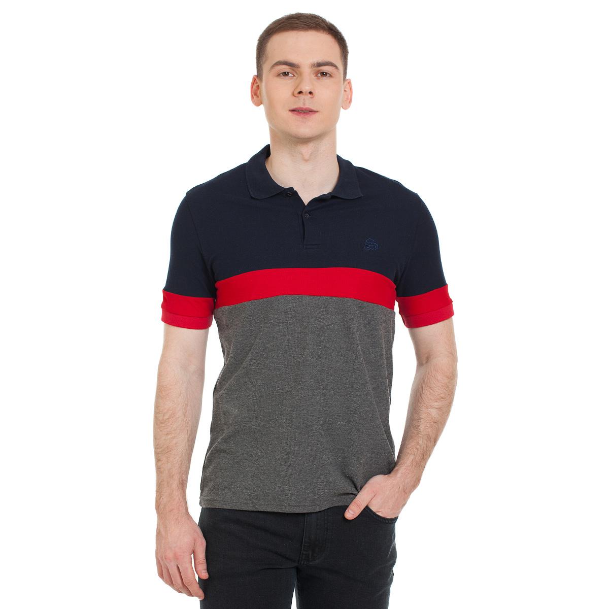 Рубашка поло Sevenext, MR-20-12