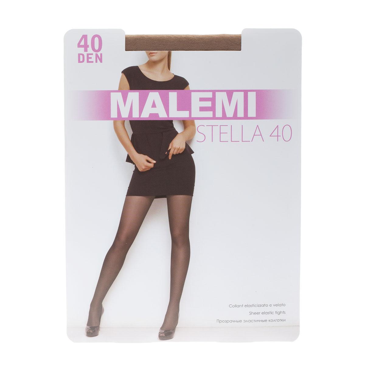 Колготки MALEMI, Stella 40
