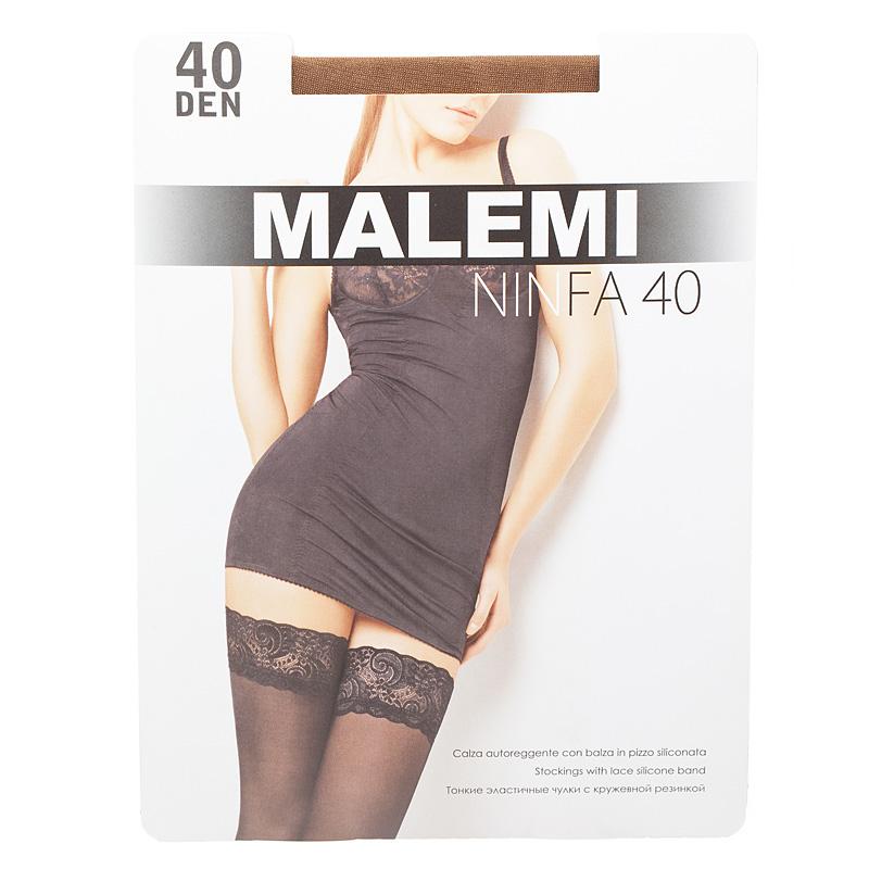 Чулки MALEMI Nimfa 40 daino цена