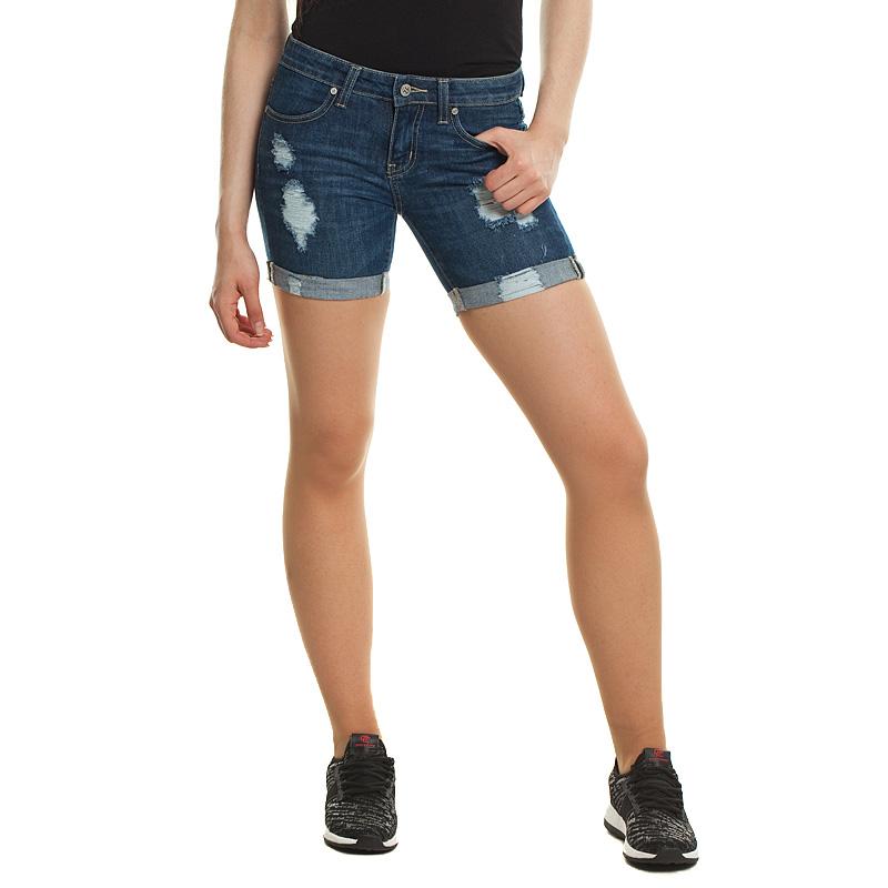 Шорты джинсовые Sevenext, S-68 шорты джинсовые sevenext bd04