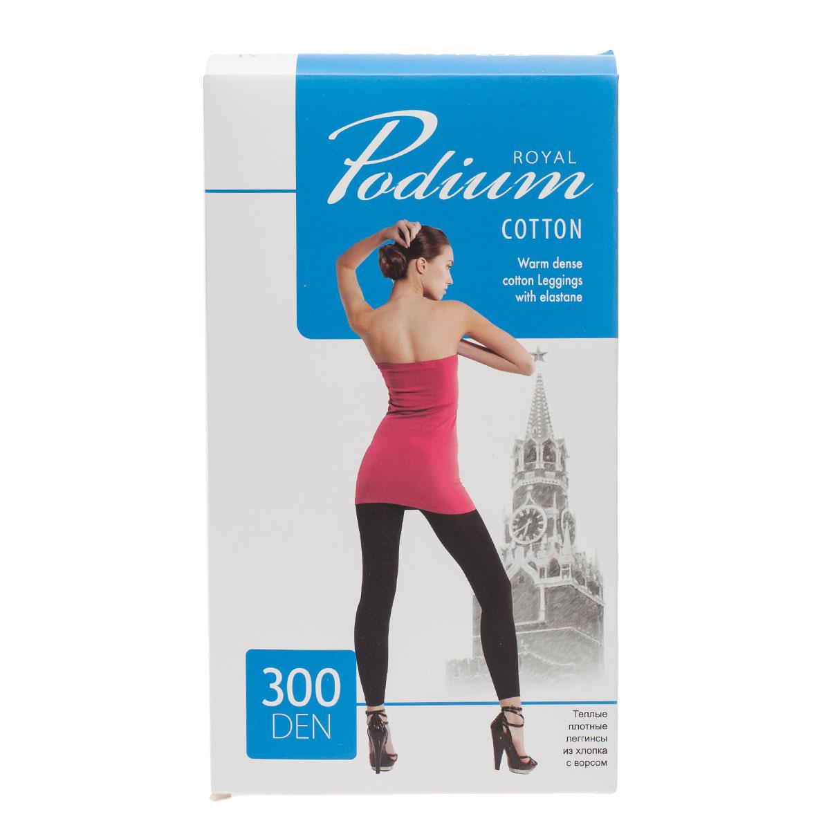 Леггинсы утепленные Royal Podium CottonPlus300, 4