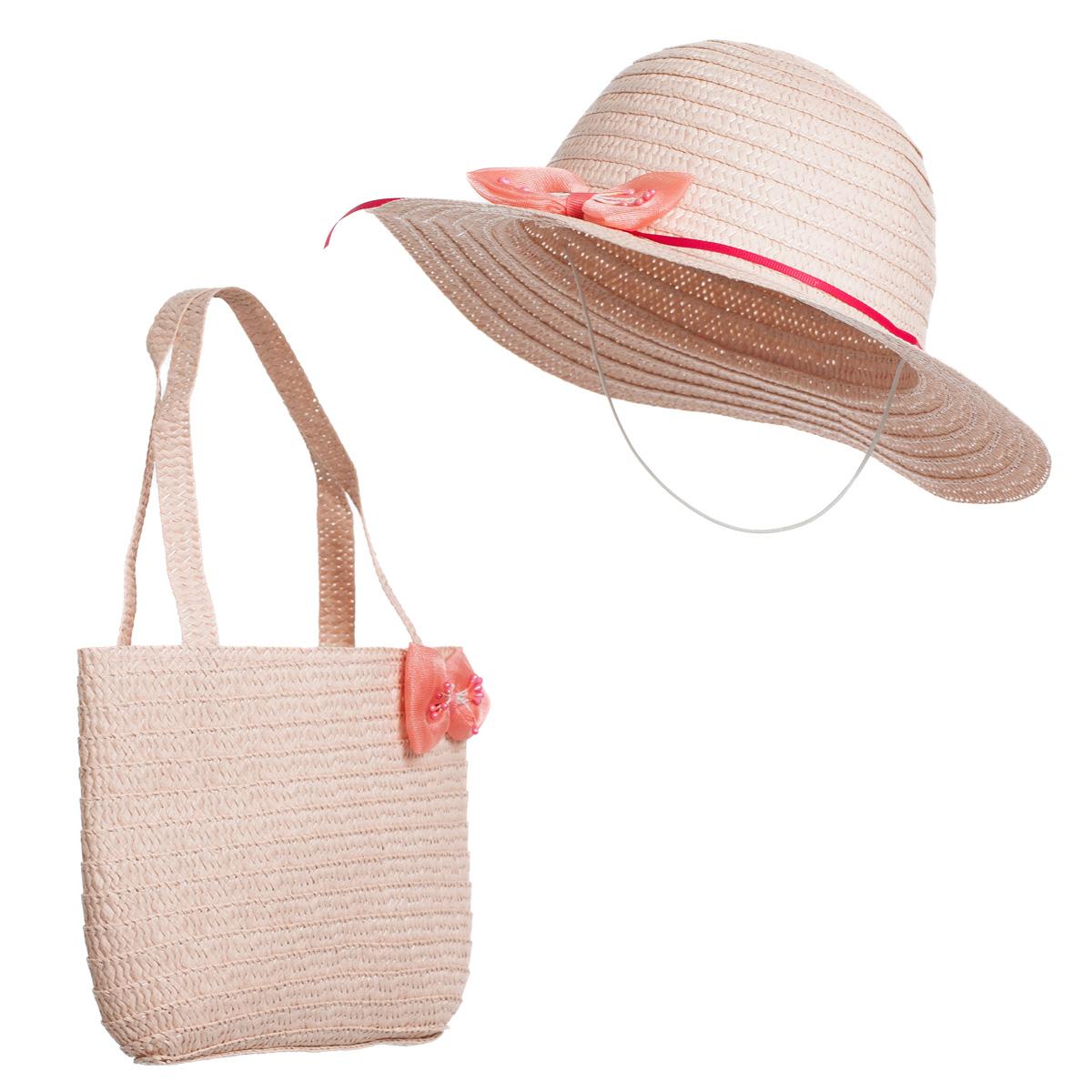 Набор (Шляпа+Сумка) Summerhit, 39190-20