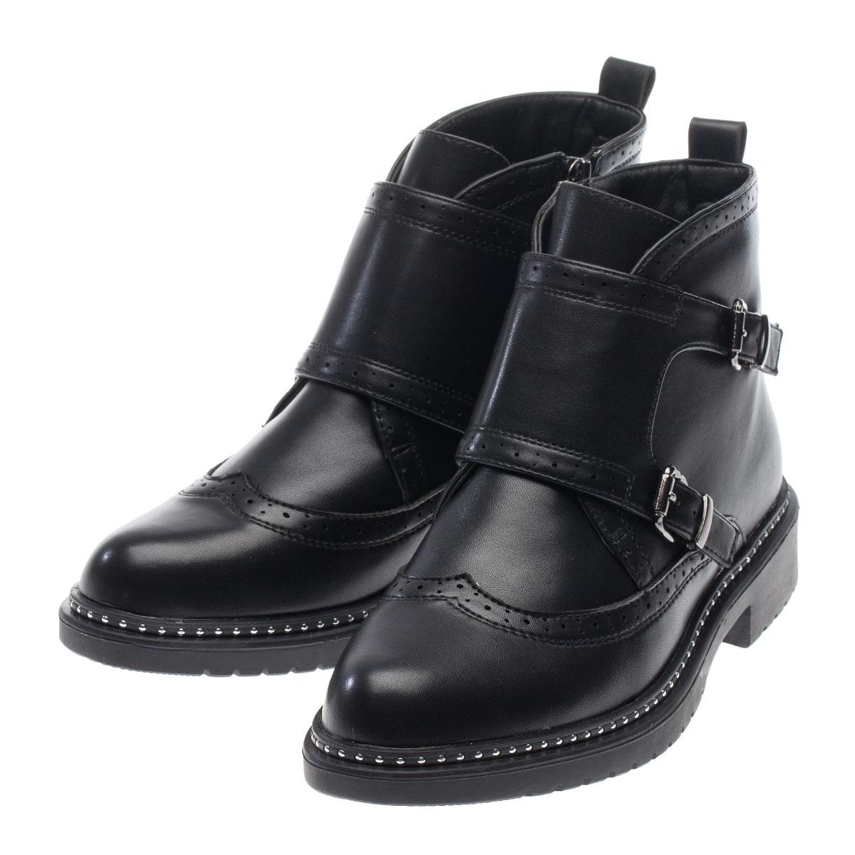 Ботинки демисезонные FERTO, D18-6399