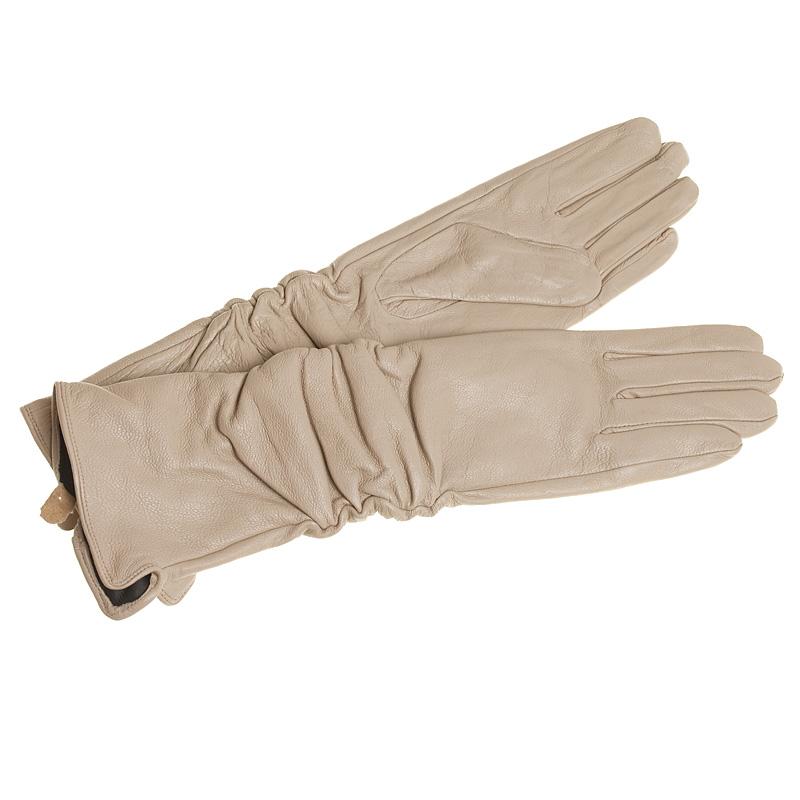 """Перчатки кожаные """"Sevenext"""", 37745-17"""