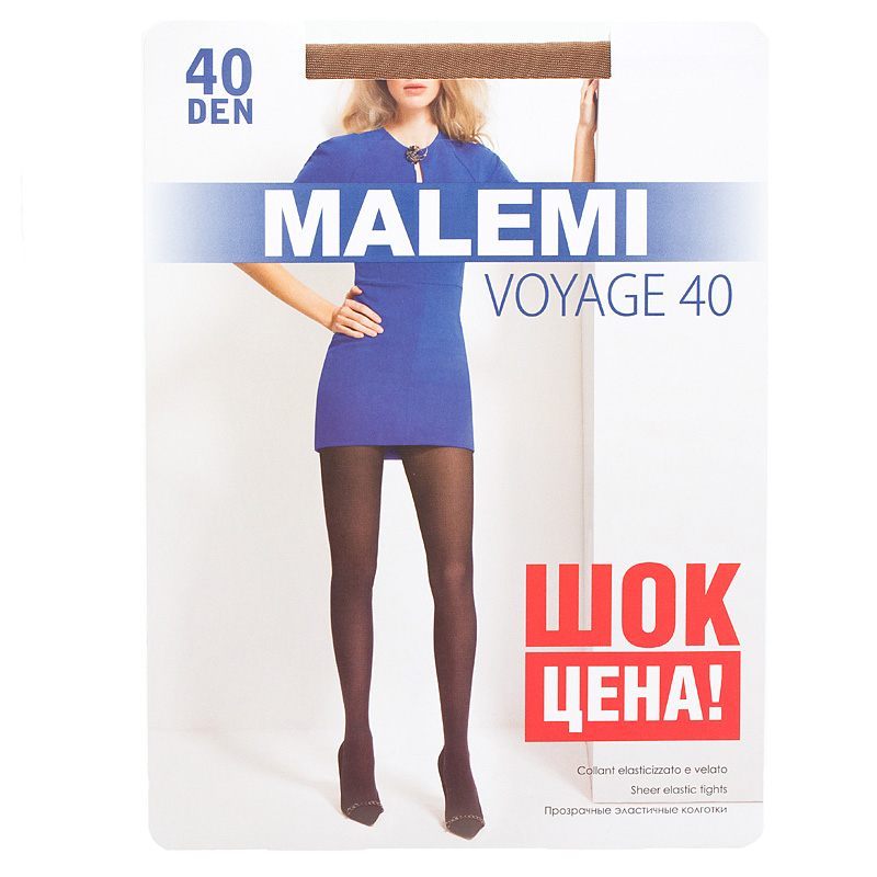 Колготки MALEMI Voyage 40 daino колготки glamour prestige 40 daino