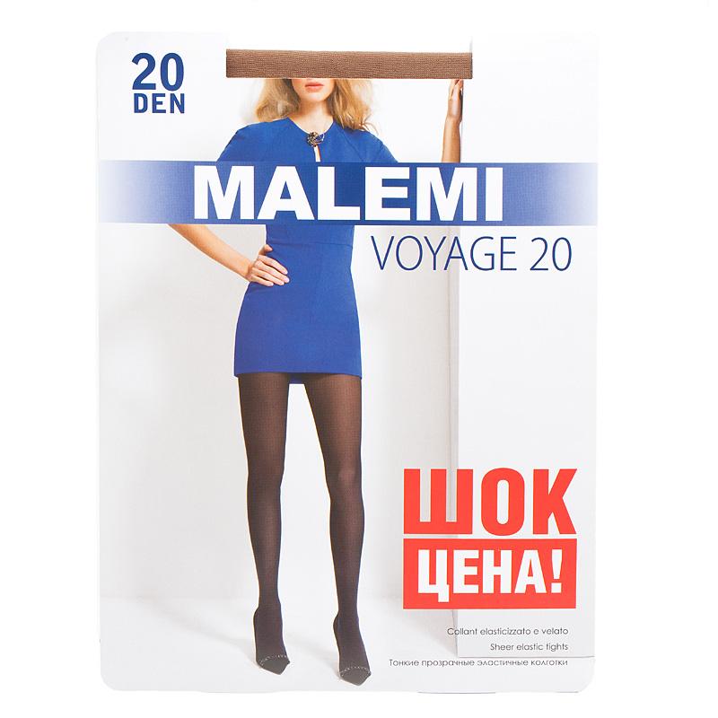Колготки MALEMI Voyage 20 daino