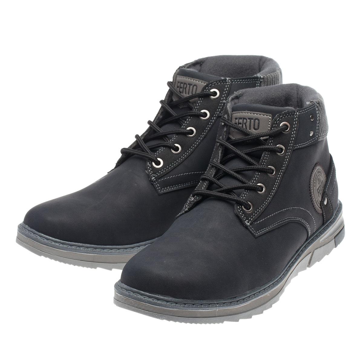 Фото - Ботинки демисезонные FERTO, HY-003 ботинки демисезонные ferto skl 008