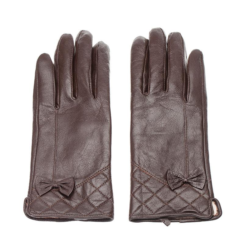 Перчатки кожаные Sevenext, 37745-38