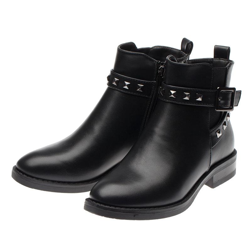 Ботинки демисезонные FERTO, D17-56510 демисезонные ботинки dior 2015 d995902