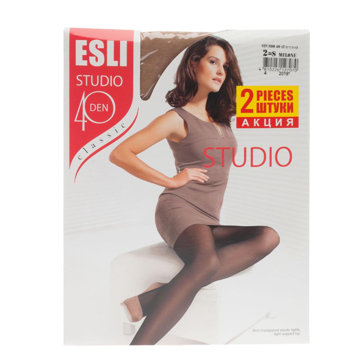 Колготки ESLI, Studio40(2ШT)