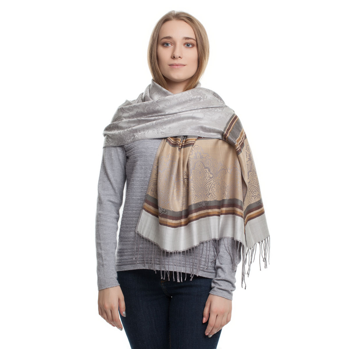 Палантин Sevenext, 47202-4 шарф sevenext 47202 10